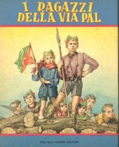 copertina del libro i ragazzi della via Pal